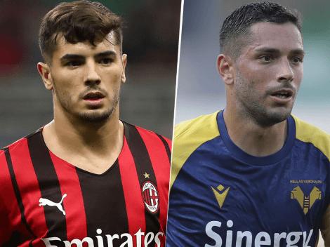 EN VIVO: Milan vs. Hellas Verona por la Serie A