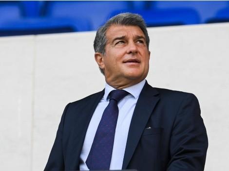 Laporta reconoce su momento más doloroso al frente de Barcelona