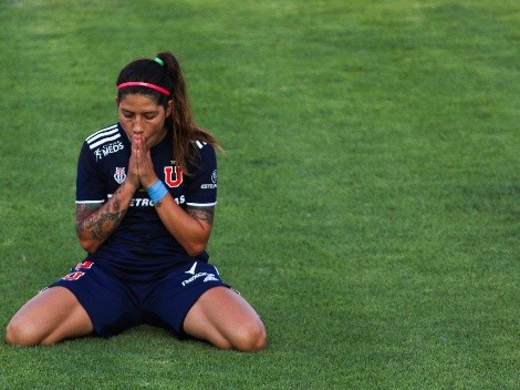 Carla Guerrero sufre grave lesión en La U y debe ser operada