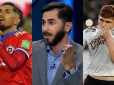 Herrera asegura que no hay donde perderse entre Valdés y Gil