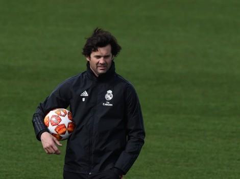 Santiago Solari sin resentimientos y con mucho amor para el Real Madrid
