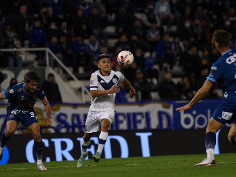 Vélez no pudo superar a Arsenal para seguir prendido arriba