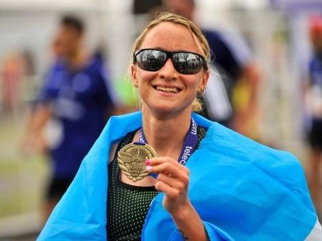 La ambición de Florencia Borelli, ganadora del Maratón de Buenos Aires 2021