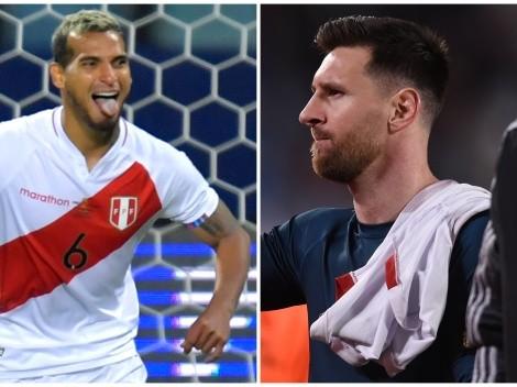 La historia del intercambio: Trauco y cómo fue el trueque de indumentaria con Lionel Messi