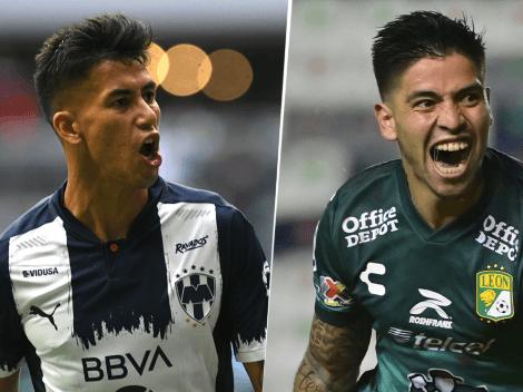 EN VIVO: Monterrey vs. León por la Liga MX