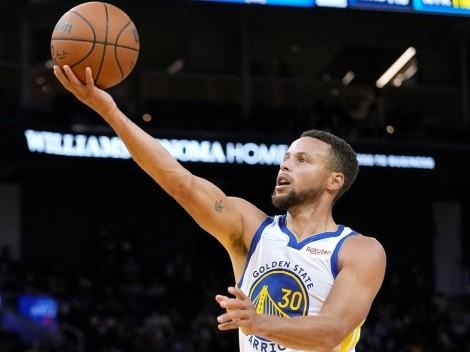 VIDEO: El show de Stephen Curry para cerrar la Pretemporada de NBA