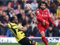 El golazo de Salah que pone en debate si es el mejor jugador de la actualidad