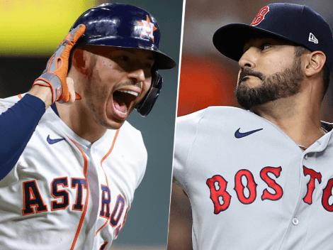 EN VIVO: Houston Astros (3-2) vs. Boston Red Sox (2-3) | Pronóstico, horario, streaming y canal de TV para ver ONLINE los Playoffs de la MLB 2021 | Juego 6 | Serie de Campeonato