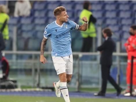 Lazio lo dio vuelta y le quita el invicto a Inter de Milán