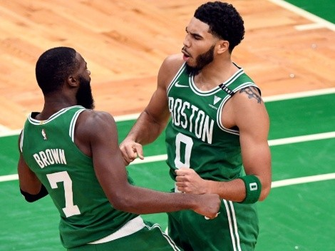 El equipo de Boston Celtics para la NBA 2021-22
