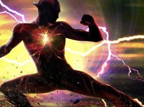 The Flash compartió el primer adelanto de su película