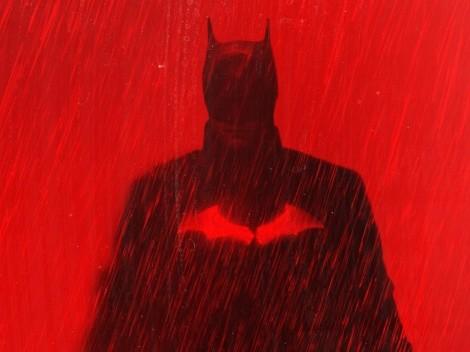 The Batman compartió su tráiler en la DC FanDome