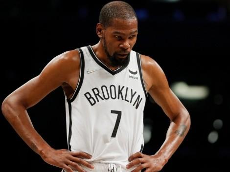 Kevin Durant contra todos: El polémico tweet de la estrella de Brooklyn Nets