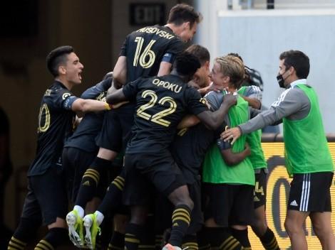 Los Angeles FC se reencontró con la victoria al superar al San José Earthquakes