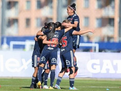 La U derrota a Colo Colo y clasificó a la final del Campeonato Femenino