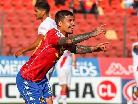 Unión Española derrota a Curicó y se ilusiona con la Sudamericana