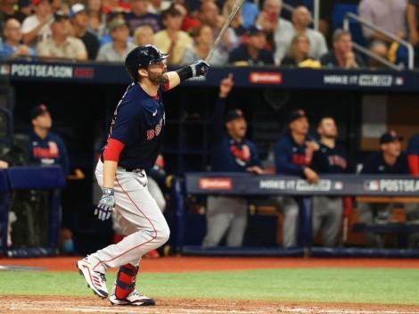 Boston Red Sox conectan dos grand slams y hacen historia en los playoffs de la MLB