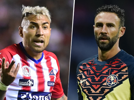 EN VIVO: Atlético San Luis vs. América por Liga MX