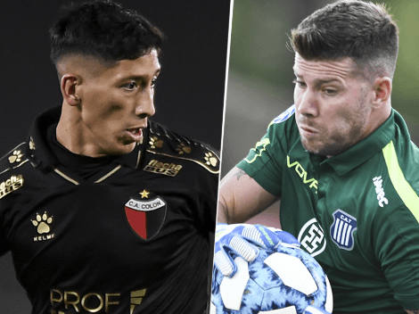 EN VIVO: Colón vs. Talleres por la Liga Profesional