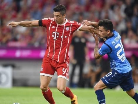 Aránguiz se pierde el duelo ante el Bayern y preocupa en La Roja