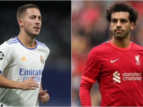 Transfer Rumors: Real Madrid to offer Eden Hazard plus cash for Mohamed Salah