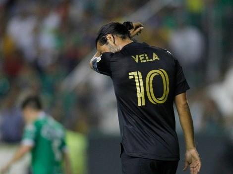 La suerte no acompañó a Carlos Vela en los últimos años
