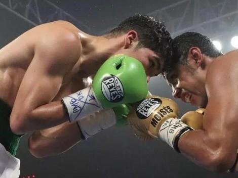 Excampeón mundial mexicano operado de urgencia tras sufrir un nocaut temeroso