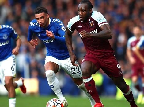 Sin Yerry Mina, el insulso Everton de Benítez volvió a perder en Premier