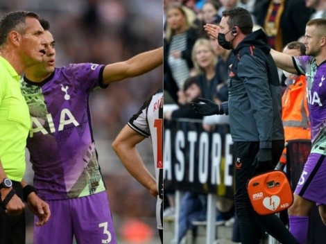 Tottenham vs Newcastle game stopped to help a fan with a medical emergency