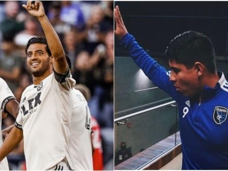 ¡Se estremece México y la MLS! La foto de Chofis López junto a Carlos Vela