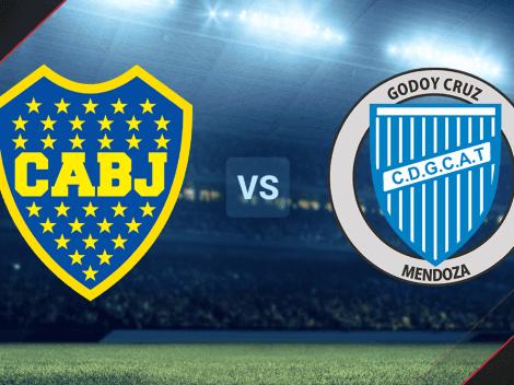 Cómo VER EN VIVO Boca Juniors vs. Godoy Cruz por la Liga Profesional: Hora y canal de TV para ver EN VIVO
