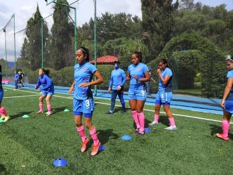 ¿Por qué Cruz Azul no compite en la Liga MX Femenil Sub-17?