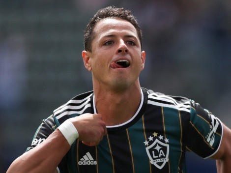 Un mensaje para el Tri: Chicharito logra un gran registro goleador