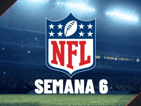 NFL 2021: Todos los resultados de la Semana 6 de la temporada regular