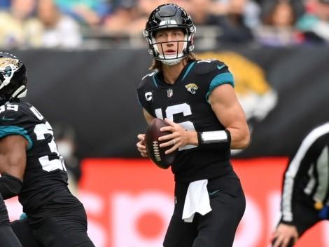 Trevor Lawrence ayuda a los Jaguars a terminar con racha histórica en la NFL
