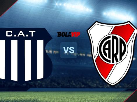 HOY | Talleres de Córdoba vs. River Plate por la Liga Profesional: hora y canales de TV para VER EN VIVO