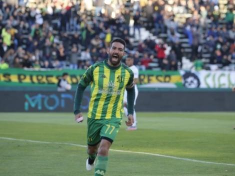 Aldosivi ganó y estiró la agonía de Independiente