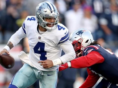 Dak Prescott y Dallas Cowboys borraron racha negativa ante New England Patriots