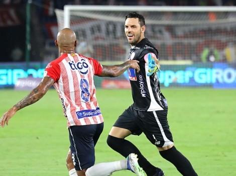 Video: Sebastián Viera hace magia en El Metro y le arregla el partido a Junior