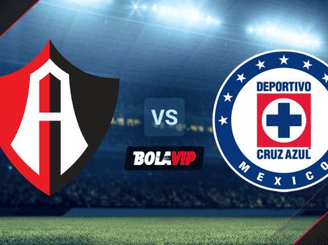 Dónde mirar EN DIRECTO Atlas vs. Cruz Azul | TV y horario del juego correspondiente a la Liga MX