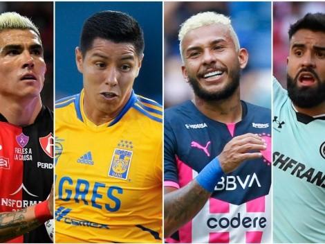 Alineación de Vergüenzas de la jornada 13 del Apertura 2021