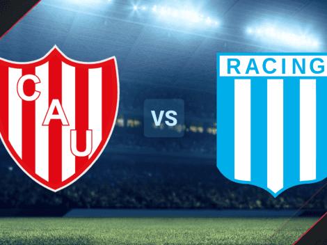 VER EN VIVO Unión de Santa Fe vs. Racing Club por el Torneo de Reserva: Hora, TV y streaming ONLINE