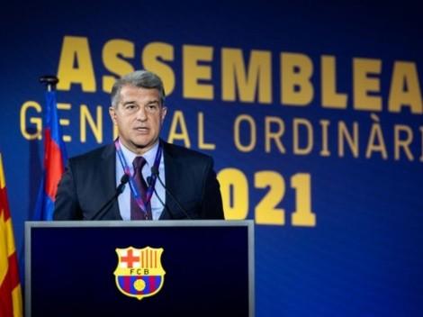 Lo que dejó la 'asamblea' del Barça