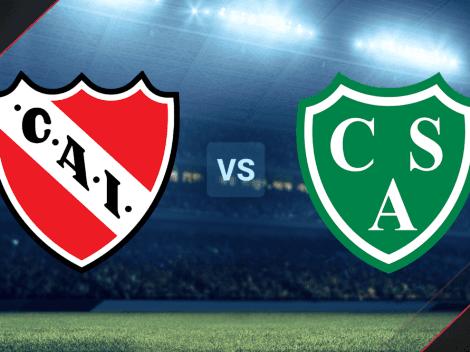 VER EN VIVO Independiente vs. Sarmiento de Junín por el Torneo de Reserva: Hora, TV y streaming ONLINE