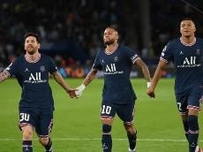 PSG confirma sus bajas para el choque ante Leipzig