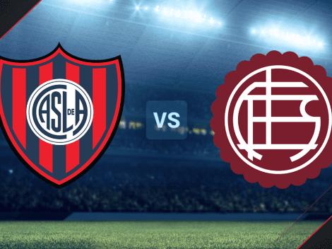 RESERVA | VER EN VIVO San Lorenzo vs. Lanús el Torneo de Reserva: Hora, TV y streaming ONLINE