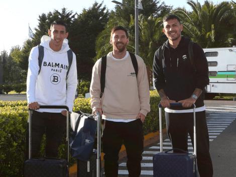 Alarma en la Selección: mientras esperan por Icardi, PSG confirmó la lesión de otro jugador argentino
