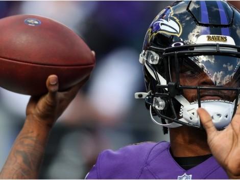 No lo hizo Brady, Manning o Mahomes: El récord de Lamar Jackson en la NFL