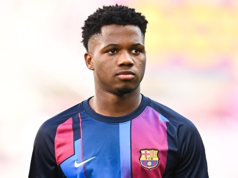 Report: Barcelona struggle to renew Ansu Fati's contract as agent rejects €1bn release clause