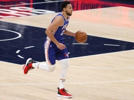 Ben Simmons ya entrena con Philadelphia 76ers: ¿jugará en el inicio de NBA 2021-22?